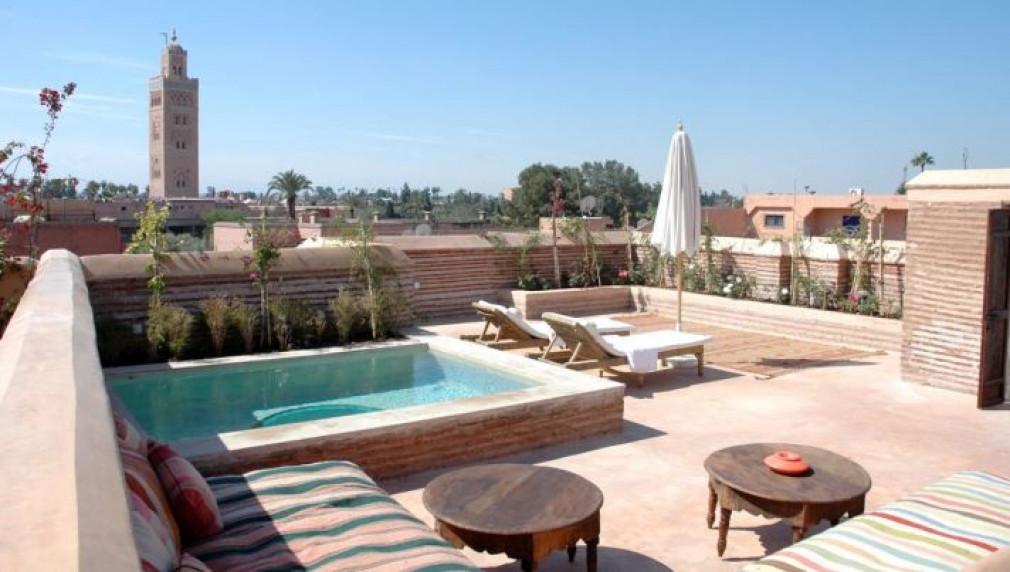 Escapade marrakech au riad el fen voyage voyage deux for Riad essaouira avec piscine