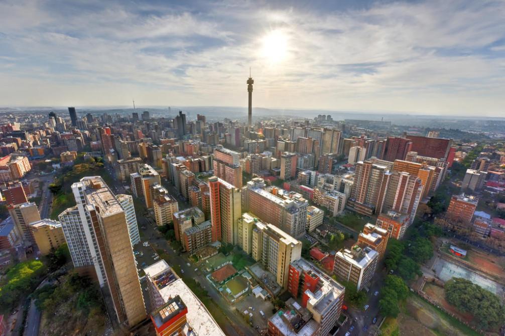 Rencontres autour de Johannesburg