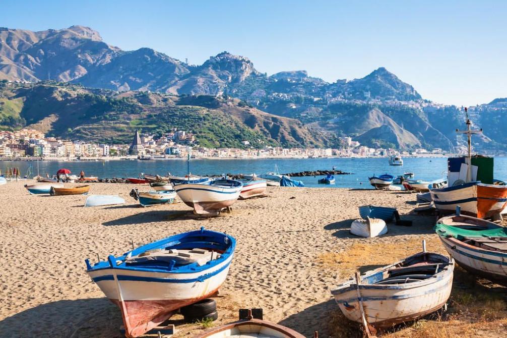 Sicile s jour sur la baie de giardini naxos voyage voyage en famille les maisons du voyage - B b giardini naxos economici ...