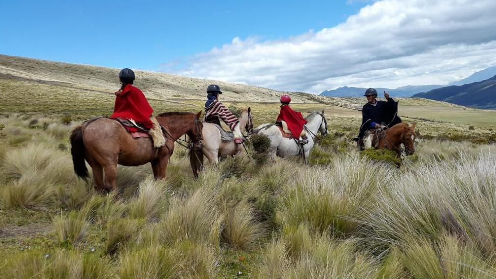 Datant Quito Équateur