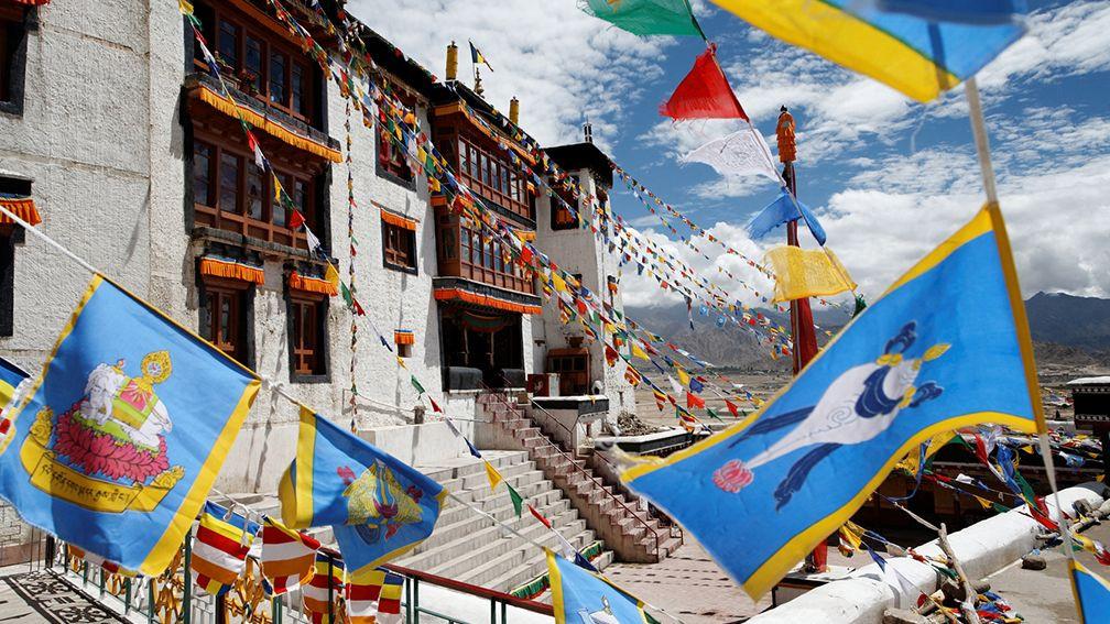 De Monast 232 Res En Villages Trek Ladakh Voyage Modules