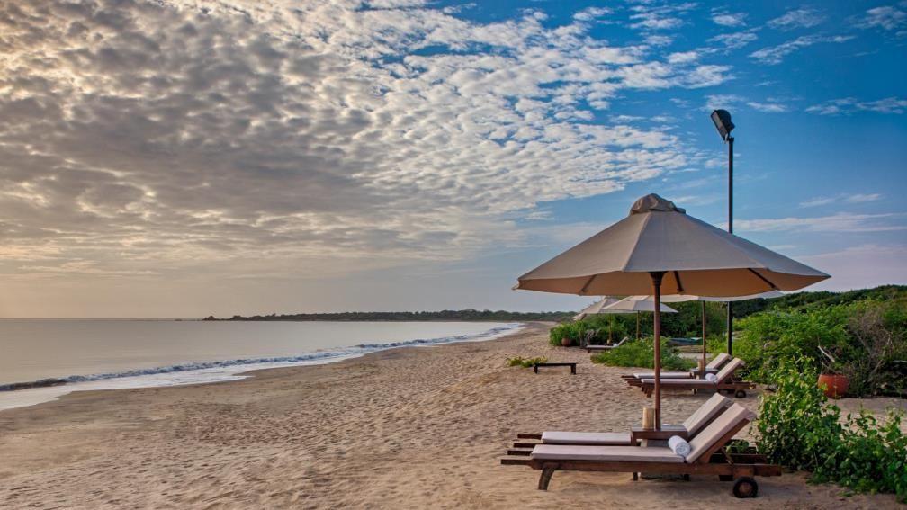 S 233 Jour Plage Uga Jungle Beach Voyage Modules Et
