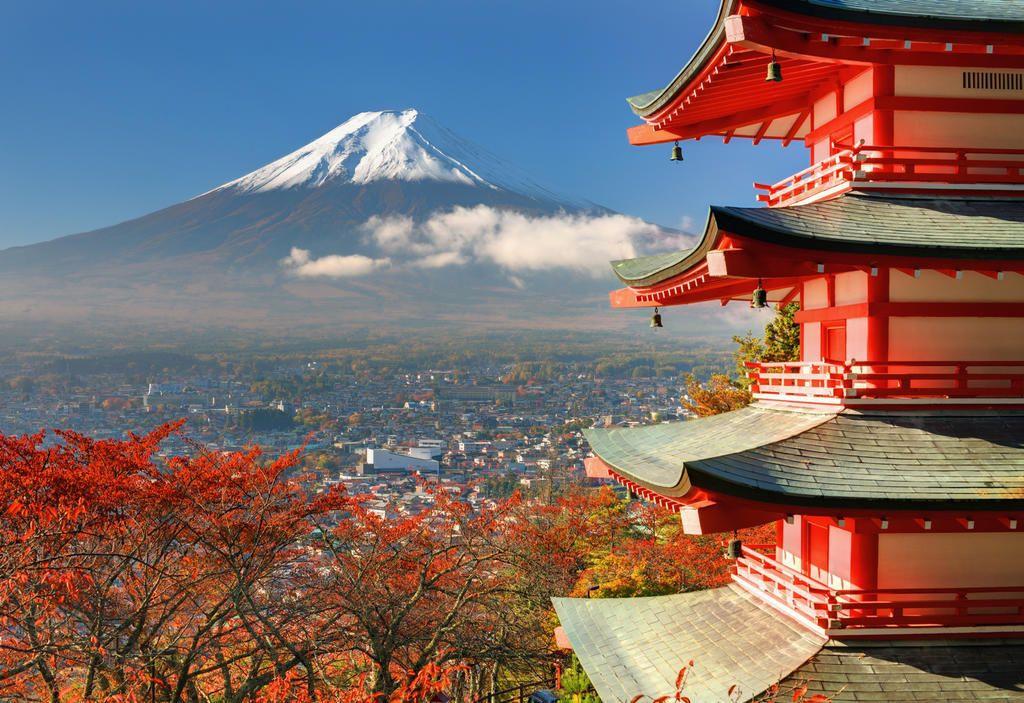 Grands Sites Du Japon Voyage Circuit Accompagne Les Maisons Du Voyage