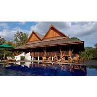 Laos La Folie Lodge Voyage Champassak Les Maisons Du