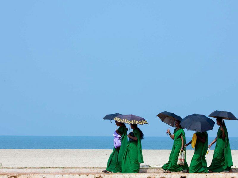 Destins de femmes indiennes