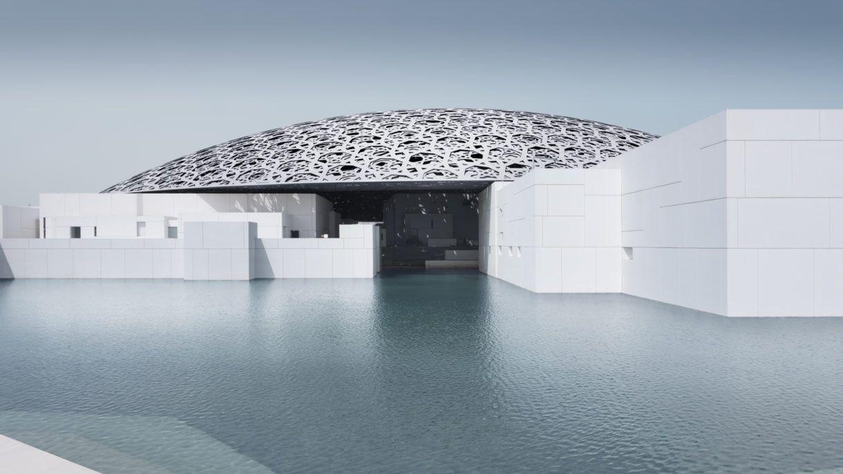 Le « Louvre des sables » ouvre ses portes à Abu Dhabi