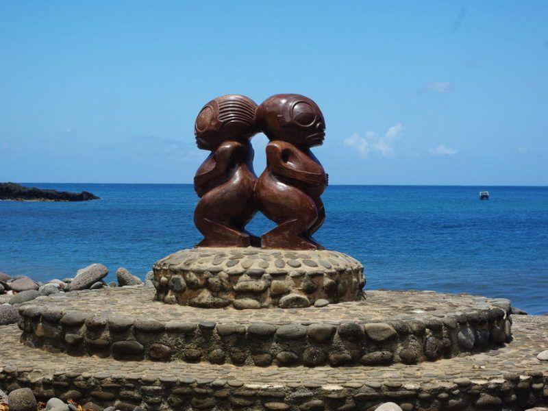L'art des îles Marquises : la présence des ancêtres