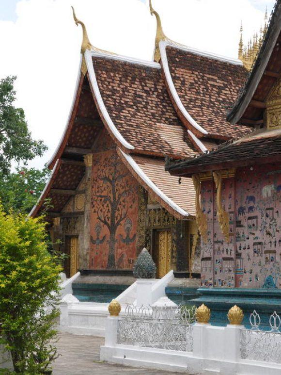 Les pagodes de Luang Prabang