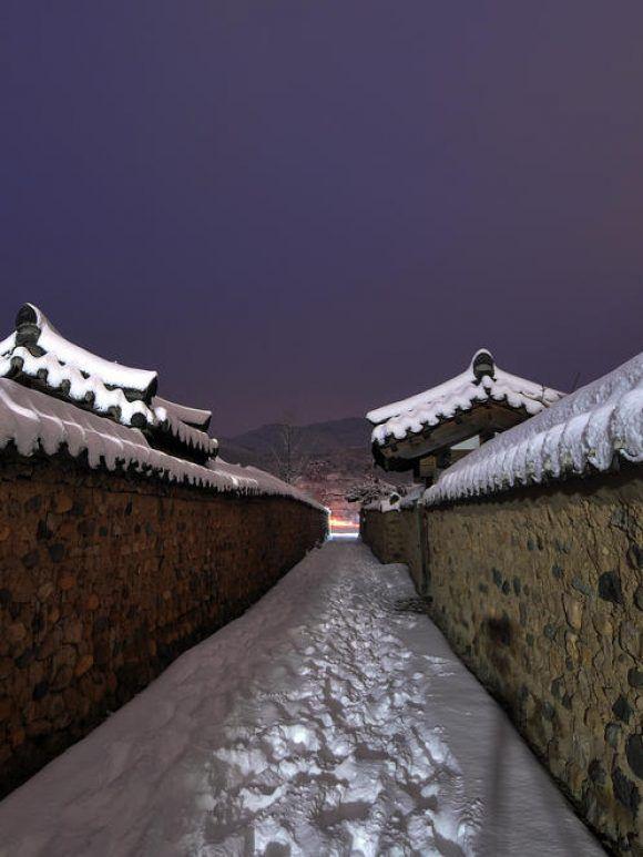Apaisement dans la péninsule coréenne