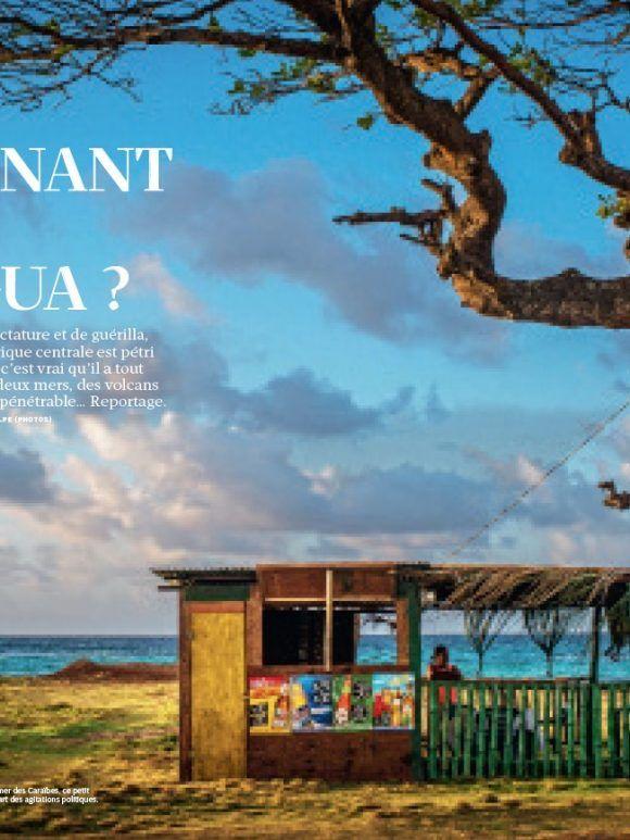Découvrez le Nicaragua dans le dernier numéro de Géo