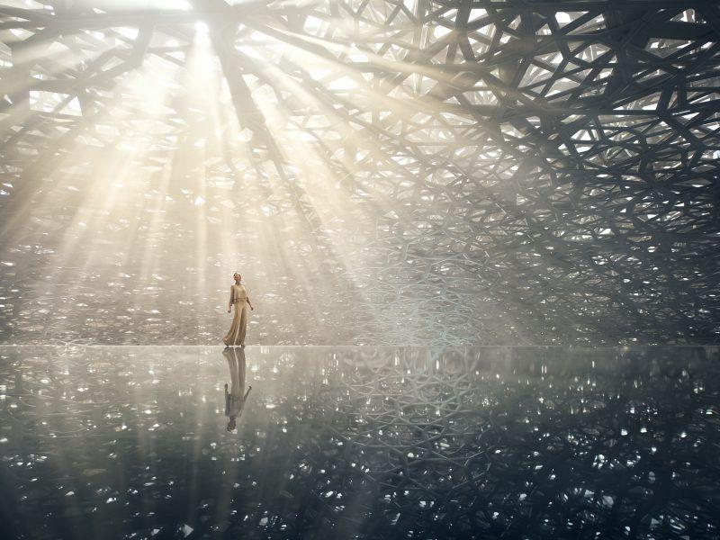 L'architecture visionnaire des pays du Golfe (annulée)