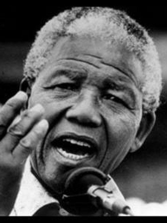 N. Mandela et M.L. King : deux grandes figures noires de la dignité de l'homme