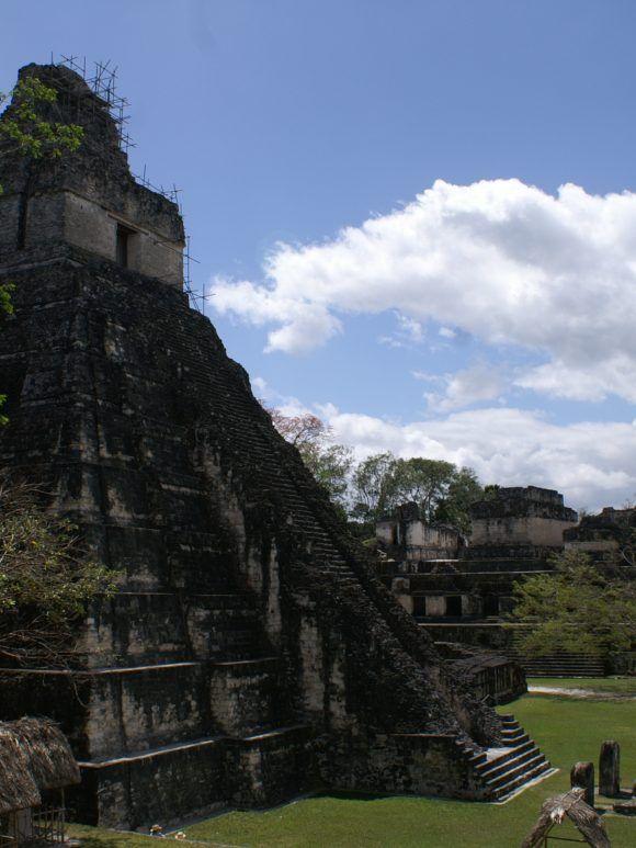 2018 : Découverte d'une immense cite maya enfouie dans la jungle