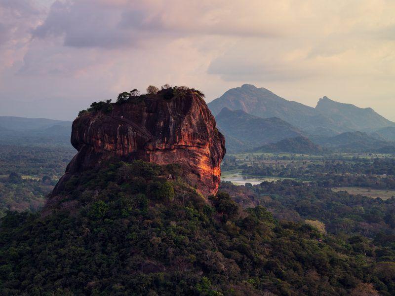 Images du Sri Lanka