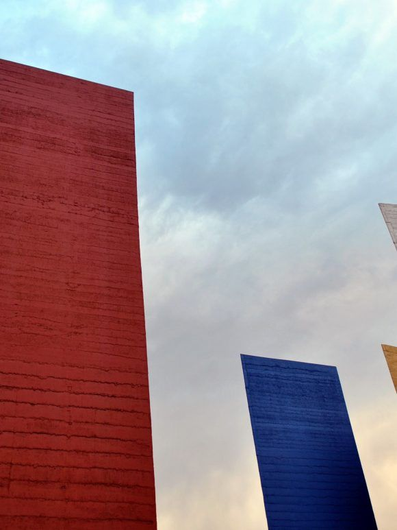 Luis Barragan et Mexico
