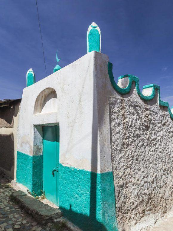 Les « Cultural Houses » d'Harar, cité musulmane d'Ethiopie
