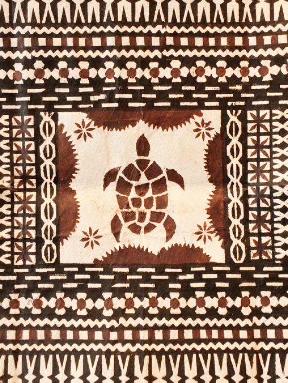 Tapa : l'art ancestral des étoffes de Polynésie