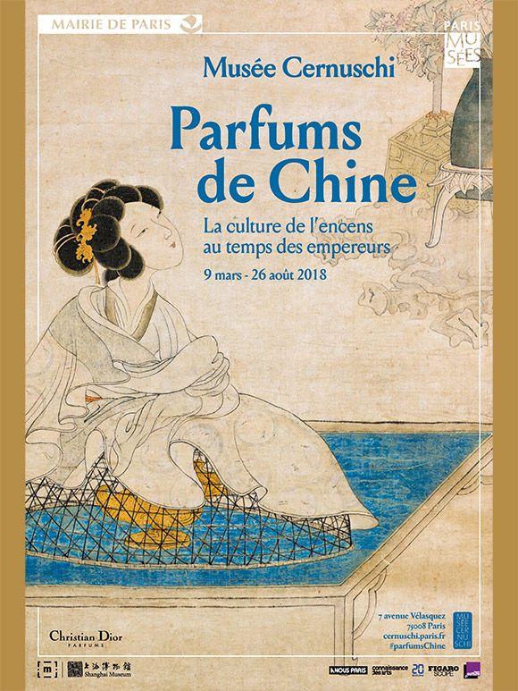 Parfums de Chine, la culture de l'encens au temps des empereurs
