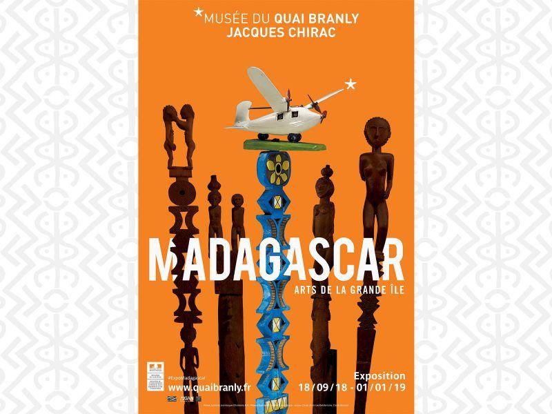 """Exposition """"MADAGASCAR - Arts de la Grande Île"""" au musée du quai Branly – Jacques Chirac"""
