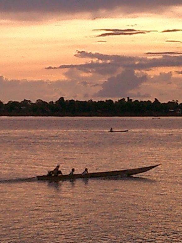 Le Laos et le Cambodge