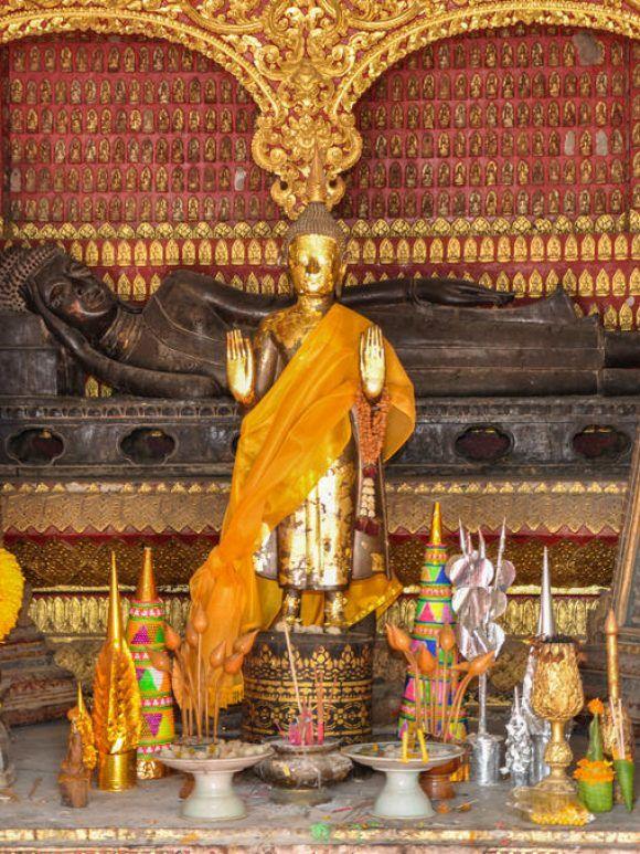 Le Râmâyana laotien à Luang PraBang