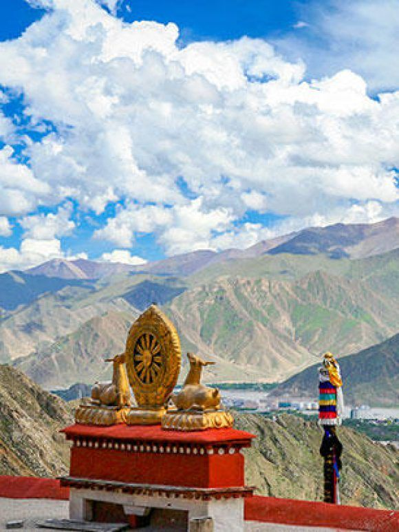 Un pèlerinage tibétain au XX1e siècle