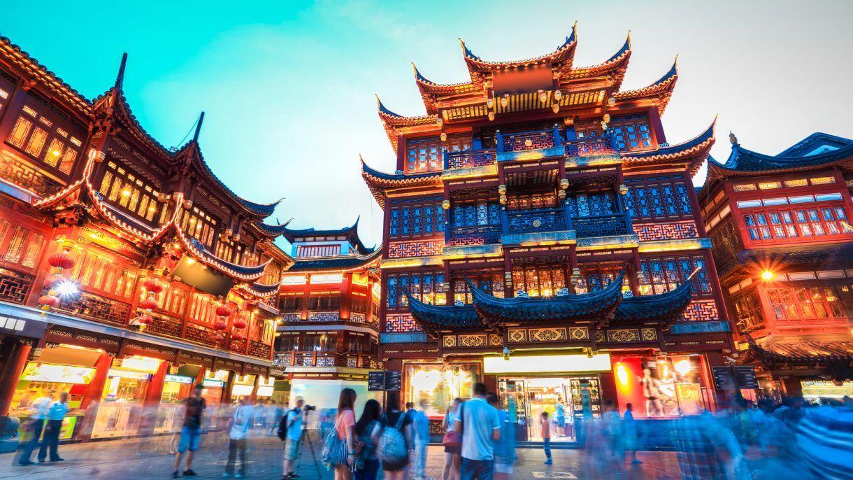 Escale à Shanghai