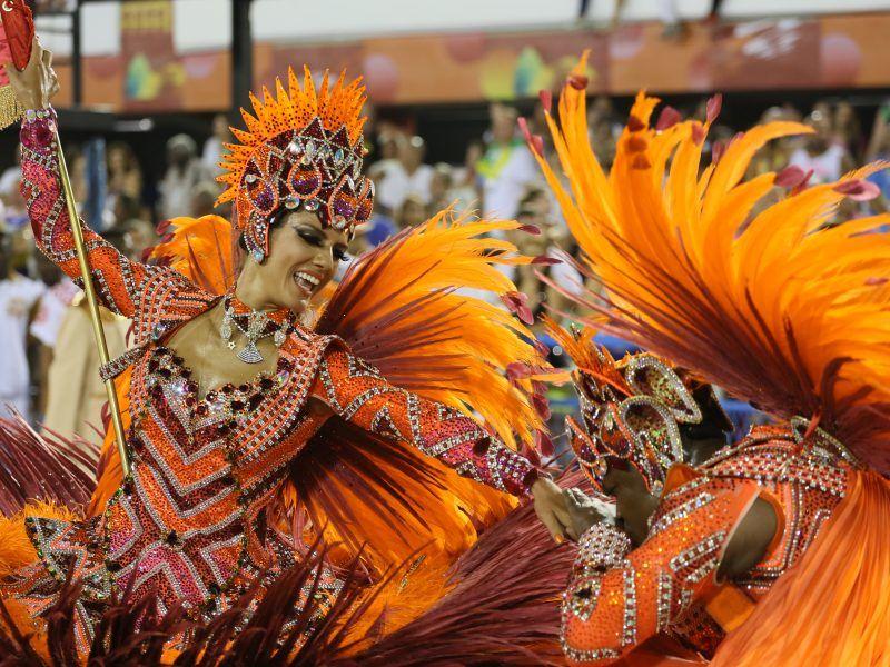 Le Carnaval de Rio