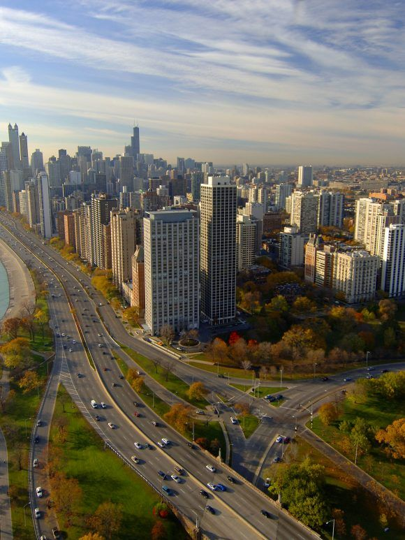 Chicago, ville architecturale