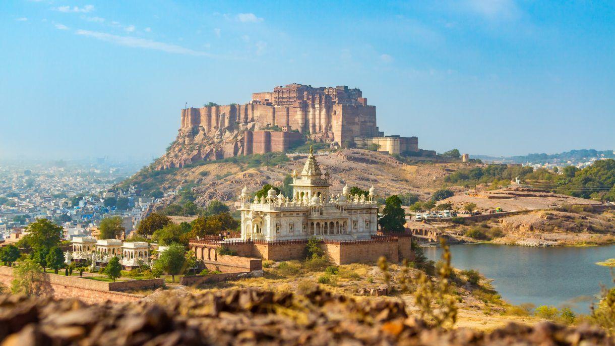 Escale à Jodhpur