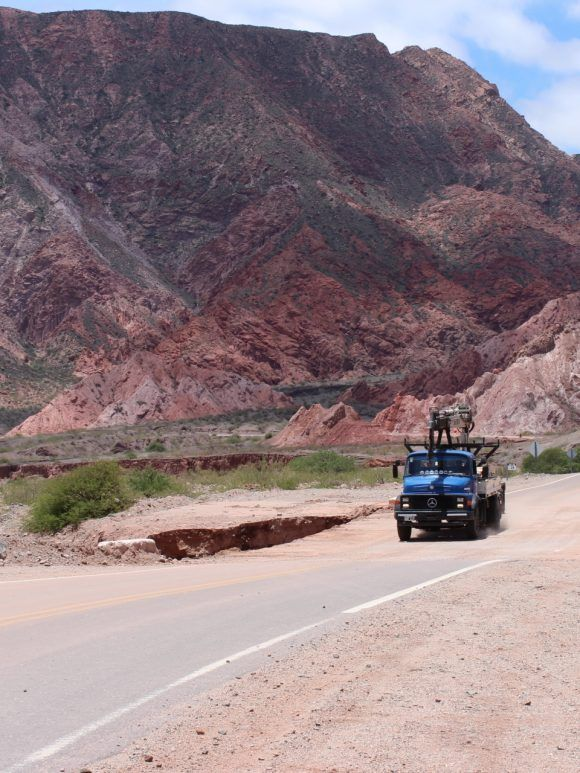 La Ruta 40, l'autre route mythique d'Amérique du Sud