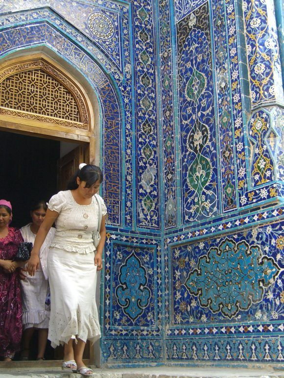 Samarkand, source d'identité et d'inspiration de l'Ouzbékistan contemporain