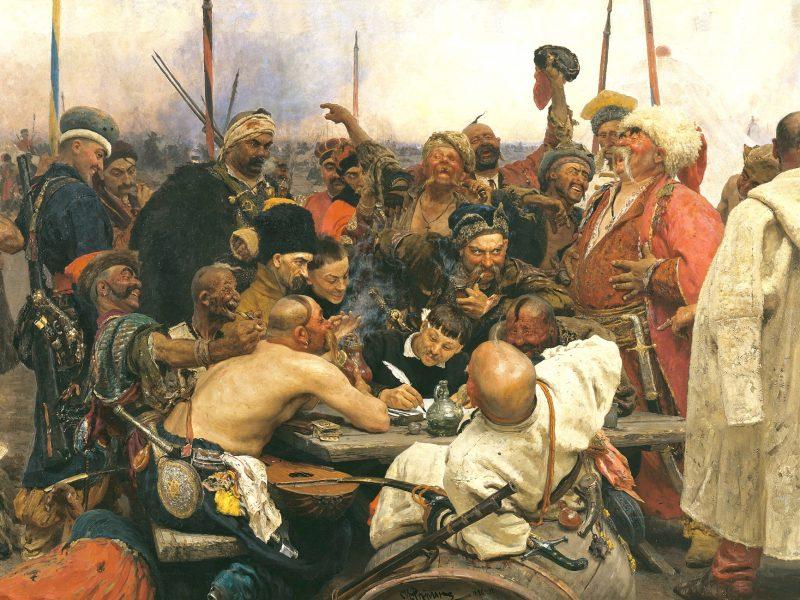 Les cosaques, un phénomène social et militaire unique