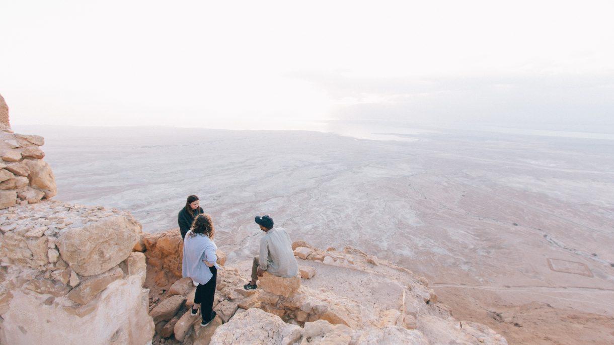 Sites majeurs d'Israël et de Palestine