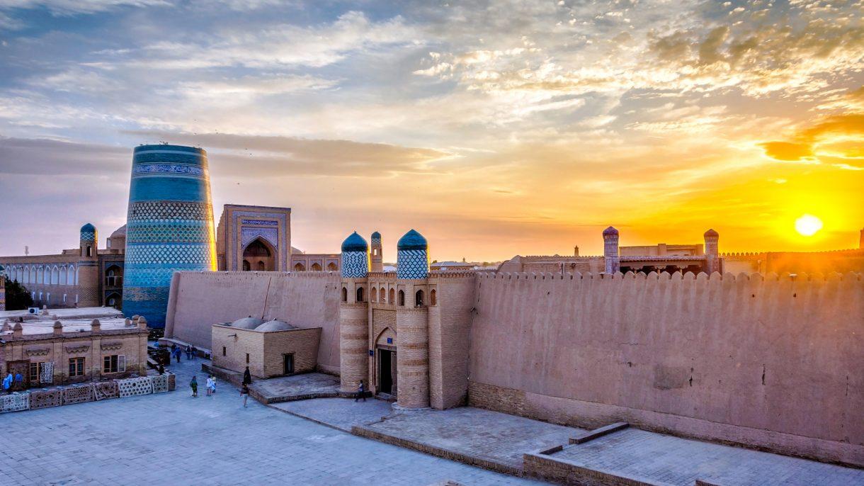 Escale à Khiva